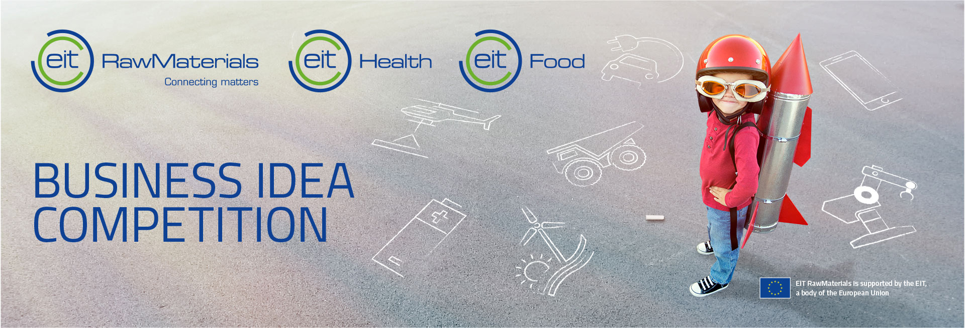 Business Idea Competition 2018 – EIT RawMaterials