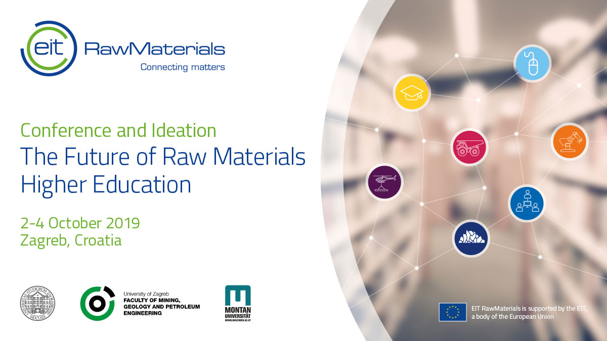 Conference and Ideation: The Future of Raw Materials – related