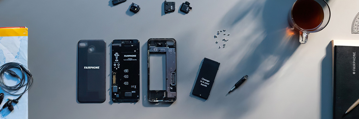 Fairphone modular phone
