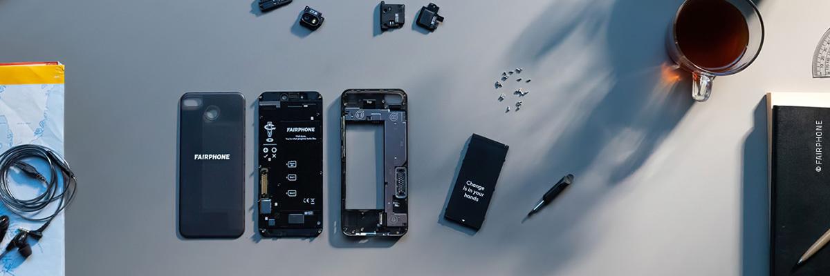 Fairphone modular phone