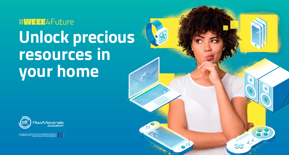 Unlock precious resources in your home